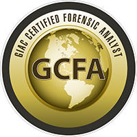 GIAC Certified Forensic Analyst | GCFA Certification