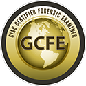 GCFE Forensic Examiner Certification