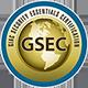 GIAC GSEC Cert Logo