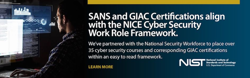 Cyber Security Certifications - GIAC Certifications